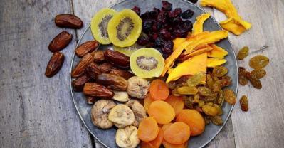 Dörr-Snacks: Die gesunde Alternative zu Schoki und Chips