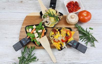 Veganer Raclette-Guide